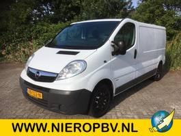 Kastenwagen Nutzfahrzeug Opel Vivaro Airco Nette auto ( ingebouwde lier ) 2013