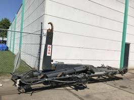 Container system truck part Hyva haakarm haak haaksysteem  Hyvalift 22 ton 2014