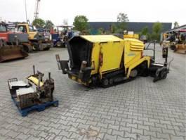 wheeled asphalt paver Demag Svedala DF40 C 2007