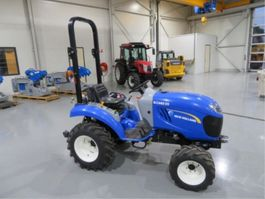 Mini - Kompakt - Gartentraktor New Holland Boomer 20 2015