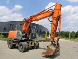 escavadora de rodas Hitachi ZX170W-3 2019