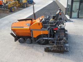 wheeled asphalt paver Vogele Super 1303-2 2008
