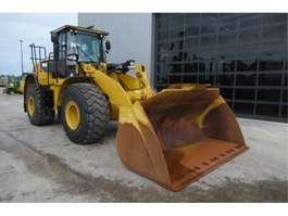 wheel loader Caterpillar 966 K 2020