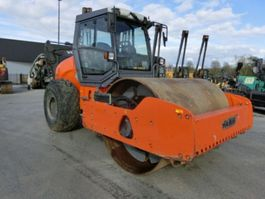 soil compactor Hamm 3412 2012