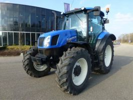farm tractor New Holland T6.120 2014