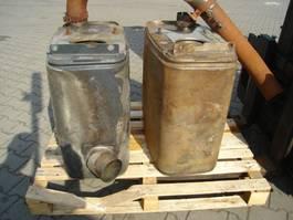 Exhaust system truck part MAN katalysator