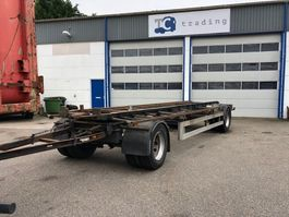 container chassis trailer Van Hool 2K0009 1997