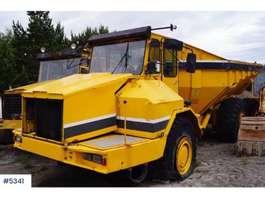 camión volquete de rueda Moxy MT40 dele maskin 1995