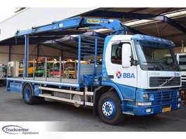drop side truck Volvo FM 7 - 250, Manuel, 11 t/m Palfinger, Euro 2, Truckcenter Apeldoorn 1999