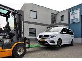 wyposażenie różne Wheel lift Forklift attachment 2020