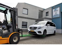 разные навесные орудия Wheel lift Forklift attachment 2019