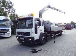 crane truck Volvo FL250 KRAN EFFER 75 3S 2006