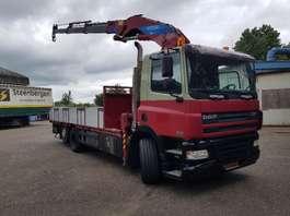 crane truck DAF FAS CF85.340 2005