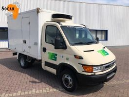 refrigerated van Iveco DAILY  35C11 2002