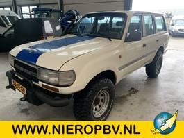 all-terrain van Toyota Land Cruiser Land cruiser 4.2TD 4x4 Airco Navi Trekhaak Marge ! 1992