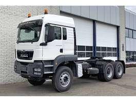 heavy duty tractorhead MAN TGS 40.480 BBS-WW 160T 6X4 TRACTOR HEAD 2019
