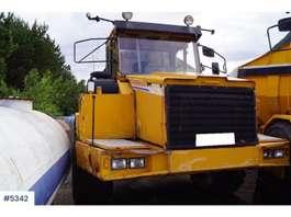 camión volquete de rueda Moxy MT40 dumper. Sparepart machine 1995