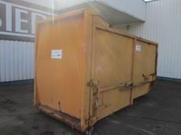 contenedor compactador pers container