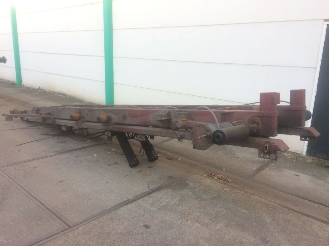Container system truck part Diversen kabelsysteem 25 tons