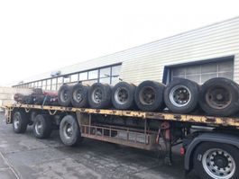 Axle truck part BPW Diverse  BPW ECO AS voorradig 10000Kg 10ton