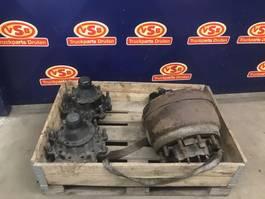 Drive shaft truck part Scania schijfgeremde naaf 2015