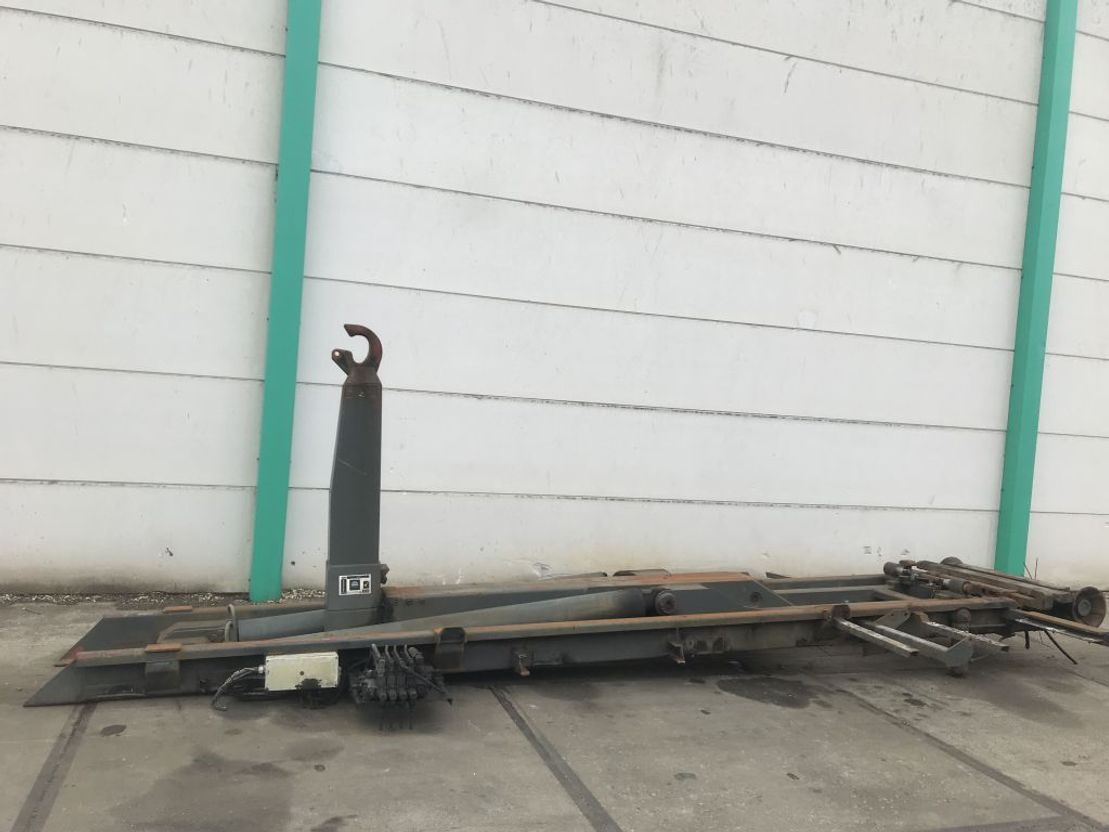 Container system truck part VDL haaksysteem containersysteem VDL