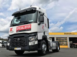 other trucks Renault T460 SC X-ROAD Retarder Hydraulik ACC Fridge 2015