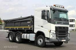 camion a cassone ribaltabile > 7.5 t Volvo FH500 6X4 Liftbare Antriebsachse Bordmatik Liege 2018