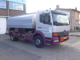 tank truck Mercedes-Benz Atego 1323 tankwagen 2000