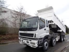 tipper truck > 7.5 t Isuzu CYH51W 8X4 2007