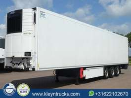 refrigerated semi trailer Krone SDR 27 DOPPELSTOCK carrier 1550 d+e 2013