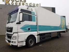 closed box truck MAN TGX 18.400 + AIRCO + EURO 4 + Flower 2008