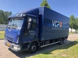 camión de caja cerrada Iveco Eurocargo 2008