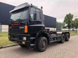 camión chasis cabina Ginaf M 3333s 1996
