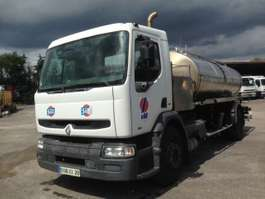 cisternové vozidlo Renault PREMIUM 300 - LAMES/LAMES - CITERNE EN INOX 10000 L 1998
