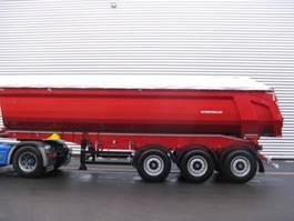tipper semi trailer Schwarzmüller 3as