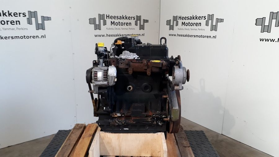Used Yanmar 3TNE84 Engine |Trucksnl com