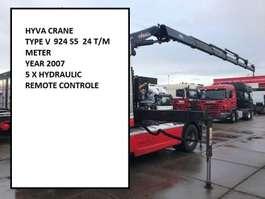 Crane arm truck part Hyva V924 5S V924  5S  REMOTE CONTROLE 2007