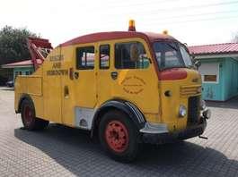 camião reboque de recuperação - Commer Berging 1952
