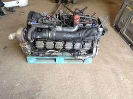 Silnik część do autobus MAN MAN D2866 LUH 24 EURO 3 Motor 2005