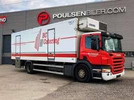 camión frigorífico Scania P270 2007