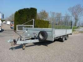 flatbed car trailer Brian James machinetransporter 2013