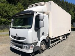 refrigerated truck Renault 220 DXi Midlum ** Mitsubishi TDJ 430 / LBW ** 2007