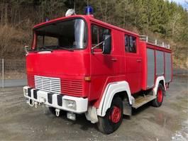 fire truck MAGERIUS FM 170 D 11 FA ** Tanklöschfahrzeug ** 1972