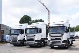 cab over engine Scania R450 SRC - euro 6 - EdBlue - 3 Units on Stock 2015