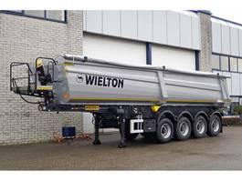 tipper semi trailer Wielton NW 4 4 AXLE TIPPER TRAILER (5 units)