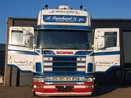 caminhão trator Scania 164 G 480 2019
