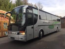 tourist bus Setra S 315HD  46+1 380 PS Sitze WC,TV,AC 1993