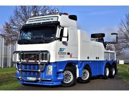 camion remorquage-récupération Volvo FH12  8x4R EMPL WRECKER 2005