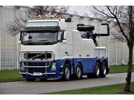 camião reboque de recuperação Volvo FH12  8x4R WRECKER 2005